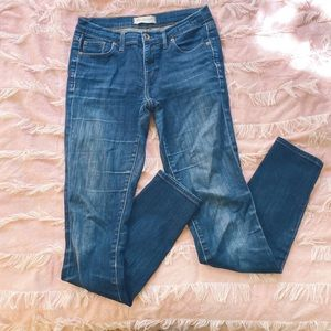 Madewell Skinny leg Jeans size 27
